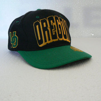 University Of Oregon Snap back hat Go Ducks