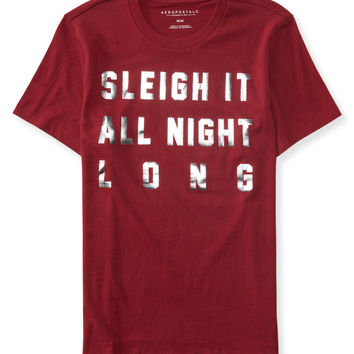 Sleigh It Graphic T