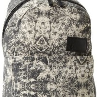 Volcom Juniors Going Back Canvas Backpack, Oatmeal, One Size:Amazon:Clothing