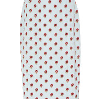 Bates Beaded Silk Skirt | Moda Operandi