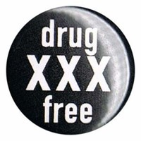 """XXX Drug Free"" from Straight Edge"