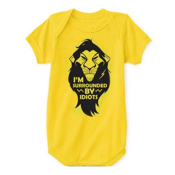 Scar Lion King, Funny Baby Boy Clothes, Boy Toddler Clothes, Baby Boy Clothes Funny, Funny Disney Shirts, Baby Boy Outfits For Pictures