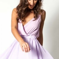 Mesmerised dress in lilac   | Show Pony Fashion online shopping