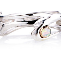 Seagrass Ring, Opal, Bands