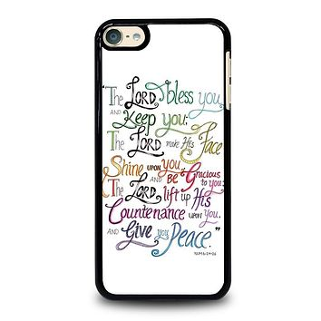 BIBLE VERSE PASTOR CHUCK SMITH iPod 4 5 6 Case