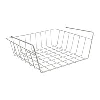 Evelots Under Shelf Basket Racks,Easily Slides Under Shelf, Cabinet Space