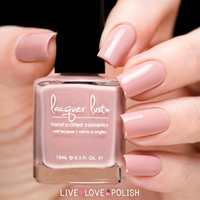 Lacquer Lust Dusty Rose