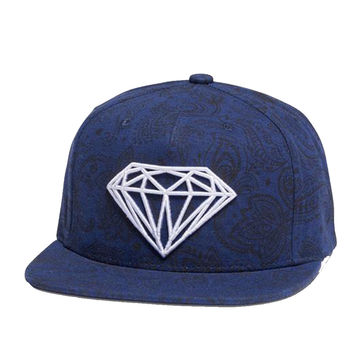 Diamond Supply Co. - Brilliant Radiant Clipback - Navy