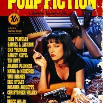 Pulp Fiction poster 16inx24in