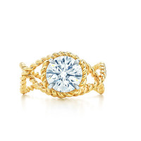 Tiffany & Co. | Engagement Rings | Jean Schlumberger Rope Ring | United States