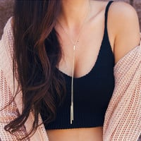 Skinny Love Necklace