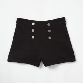 Play Gulf Shorts in Black
