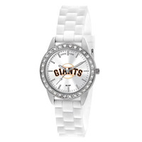 San Francisco Giants MLB Women's Frost Series Watch