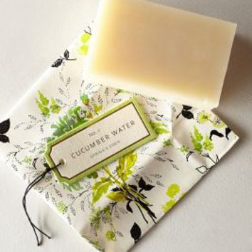 Spring's Eden Soap Bar by Anthropologie