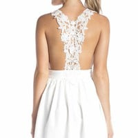 Finders Keepers dress in white | SHOWPO Fashion Online Shopping