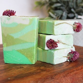 Eucalyptus Essential Oil Soap Bar