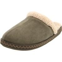 Woolrich Women`s Sugarberry Scuff Slipper,Spruce Green,X-Small/5.5-6 M US