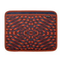 Color Knots - Bold Abstract Pattern MacBook Air Sleeves