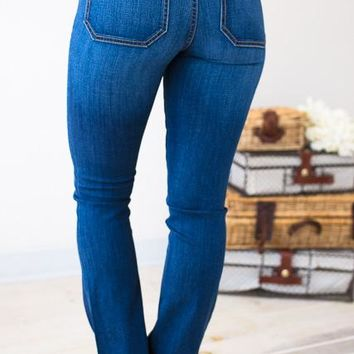 Just The Right Amount Of Flare Denim