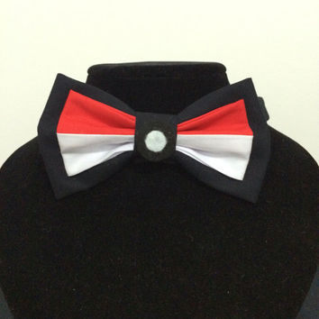 Pokemon Pokeball Bow Tie