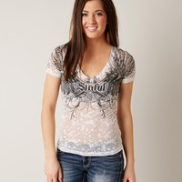 Sinful Angel Fatale Top
