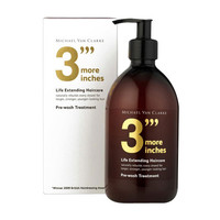 Michael Van Clarke 3 More Inches Pre Wash Treatment 500ml at BeautyBay.com