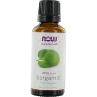 ESSENTIAL OILS NOW by NOW Essential Oils BERGAMOT OIL 1 OZ