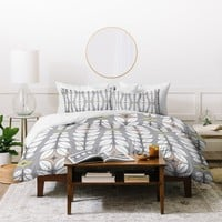 Heather Dutton Cortlan Whisper Duvet Cover