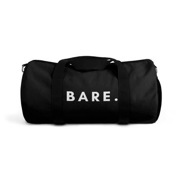 BARE. Duffle Bag