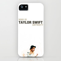 who is iPhone & iPod Case by tswift daily