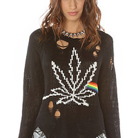 UNIF The Weed Floyd Sweater : Karmaloop.com - Global Concrete Culture