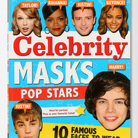 Celebrity Masks: Pop Stars  - Urban Outfitters