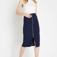 Business First Midi Pencil Skirt