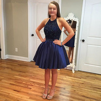2016 Homecoming Dress Short Prom Party Dress pst0831