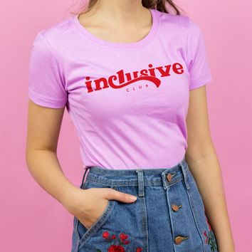 Inclusive Club Womens Shirt