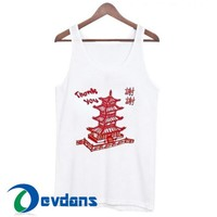 Thank You Chinese T Shirt Women And Men Size S To 3XL