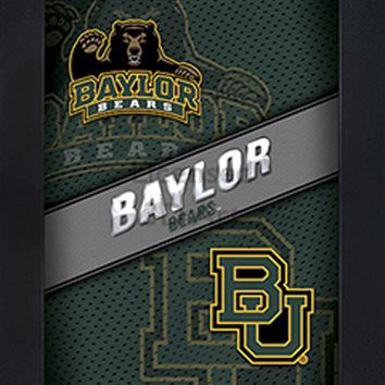 Baylor Bears | 3D Art | By PFF | Framed | 3-D | Lenticular Artwork | NCAA Licensed
