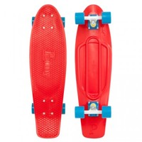 "Penny Skateboards USA Penny Nickel 27"" Red Blue"