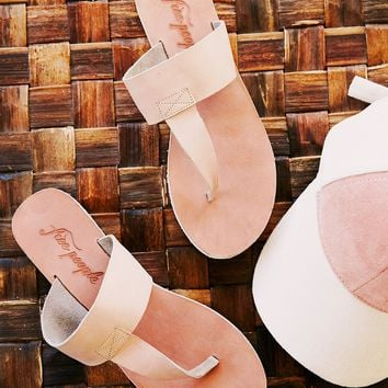 Free People Waterfront Slide Sandal