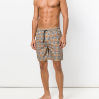 Burberry Vintage Check Swim Shorts - Farfetch