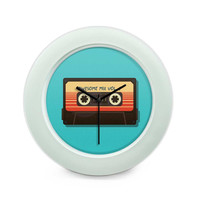 Guardians Of The Galaxy Awesome Mixtape Table Clock