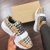 shosouvenir : BURBERRY 30 millimeter classic sports shoes
