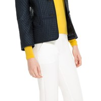 Rayon & Nylon Knitted Pullover