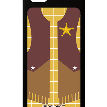Cowboy Yellow AOP iPhone 5 / 5S Grip Case All Over Print