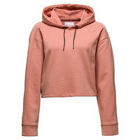 Puma x Stampd - Women's Cropped Hoody - Cameo Brown