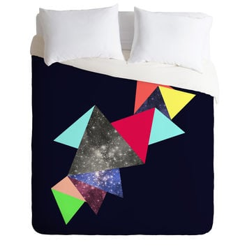 Ceren Kilic Surface 1 Duvet Cover