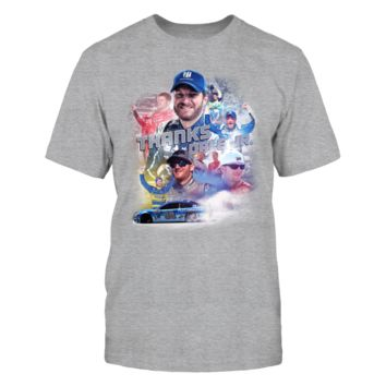 Thank You Dale Earnhardt - T-Shirt - Officially Licensed Fashion Sports Apparel