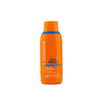 Sun Beauty Silky Milk Sublime Tan SPF15 175ml/5.9oz
