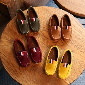 Moccasin Loafers for Toddle Boys