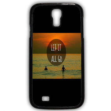 Surfing Let it All Go Samsung Galaxy Note 3 4 Galaxy S3 S4 S5 S6Case